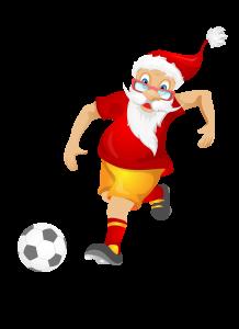 Julefodbold børnerække E @ Klank Idrætscenter | Galten | Danmark