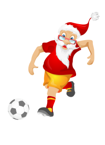 Julefodbold 2017 @ Klank Idrætscenter | Galten | Danmark