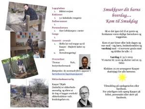 Smukdag 1-18 @ Galten Børnehave og Vuggestue | Galten | Danmark